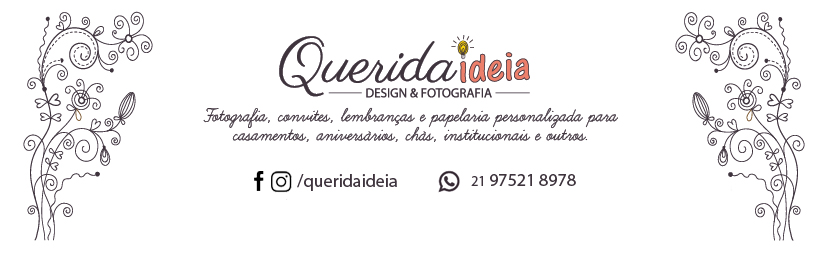 Querida Ideia Design & Fotografia